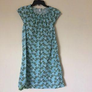Loose fit Hawaiian print Dress